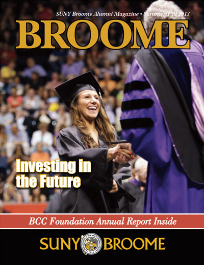 Broome Magazine Fall 2013