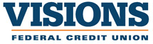 Visions Federal Credit Union Logo